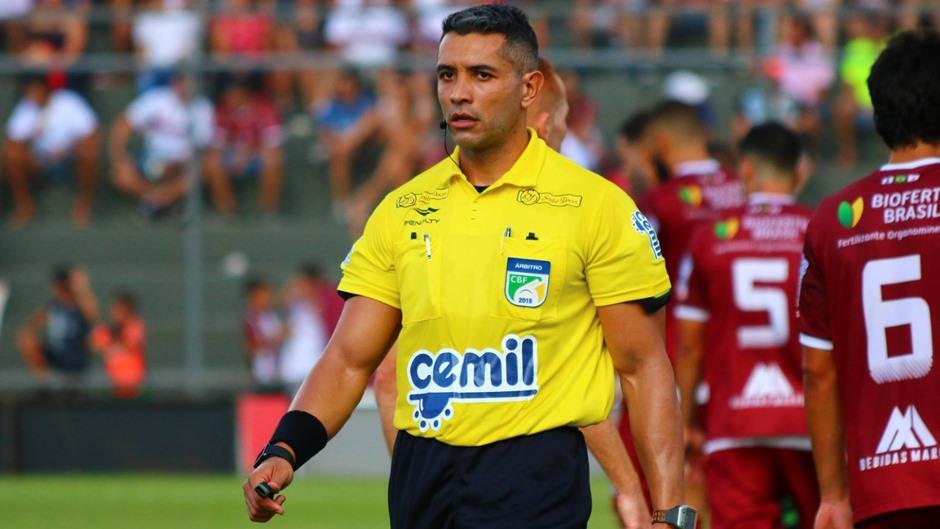 A trajetória do árbitro Felipe Lima na carreira que sonhou diante do  Futebol Brasileiro
